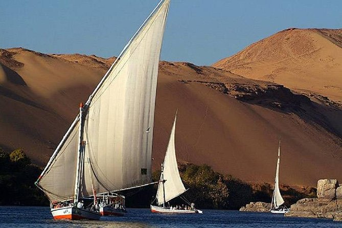 Sail Trip With Felucca And Visit The Nubian Village With Motorboat From Aswan