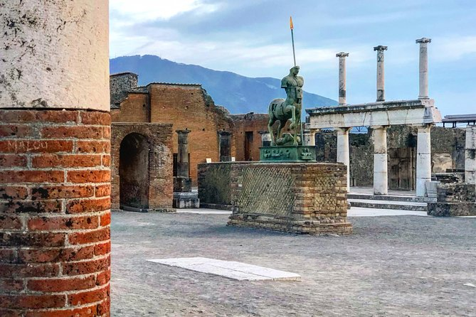 Pompeii,Vesuvius with Lunch & wine tasting from Sorrento Coast photo 6