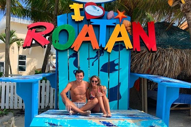 From Winter to Roatan Summer Vibes Private Tour