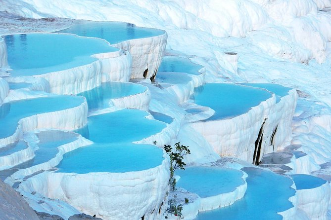 private pamukkale tour for family 1 to 4 people