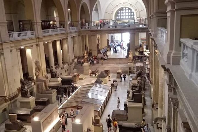 Explore the Treasures & Mummies in the Egyptian Museum