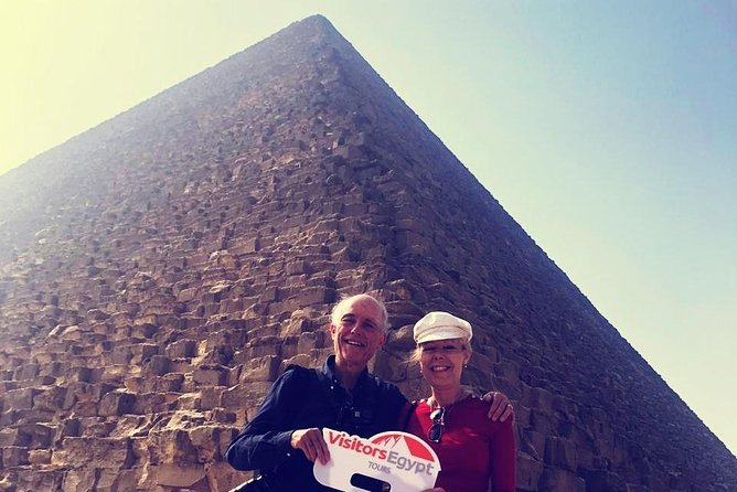 Private Day To Giza Pyramids & Egyptian Museum