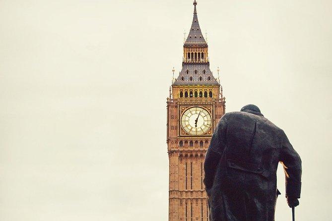 Public Churchill Walking Tour Of London