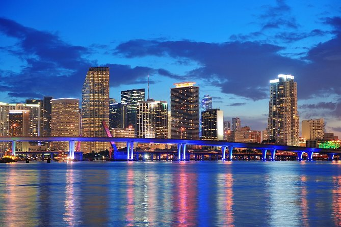 Miami Skyline View Cruise