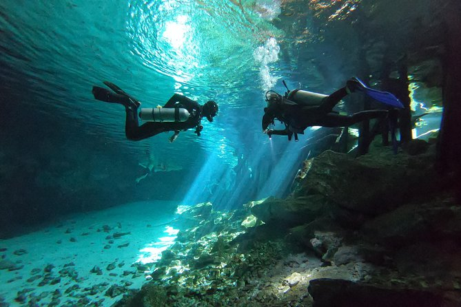 Two Cenote Dives Adventure