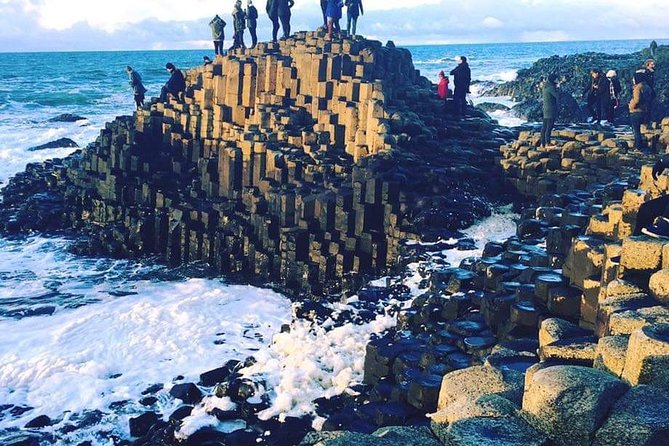 Private Guided Tour Giant's Causeway Game of Thrones Rope Bridge From Belfast