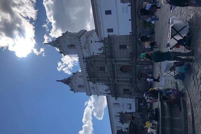 The real Quito Old Town