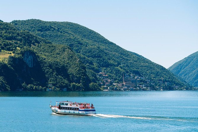 Walking and sailing around Lake Lugano from Como photo 1
