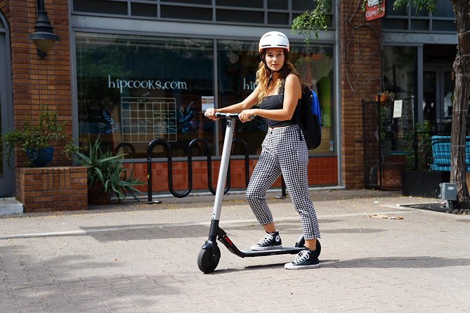 1H Electric Scooter Rental