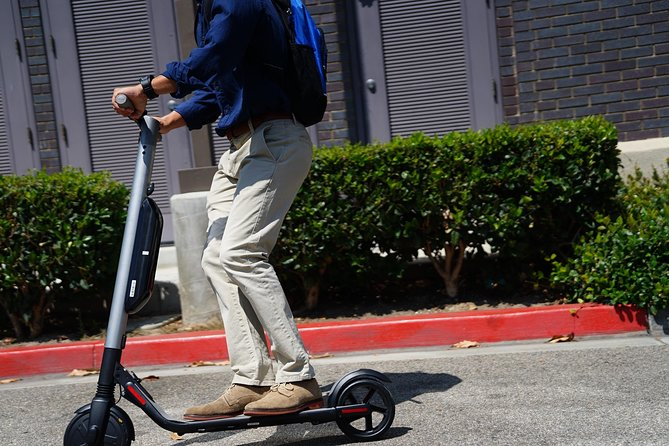 Day Electric Scooter Rental