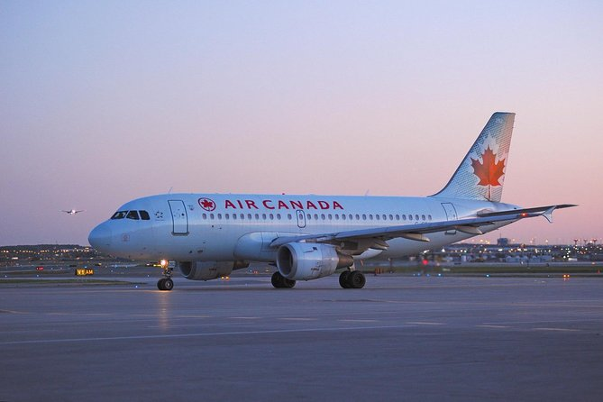 Private Transfer: Pearson Int'l Airport (YYZ) to Niagara Falls, ON