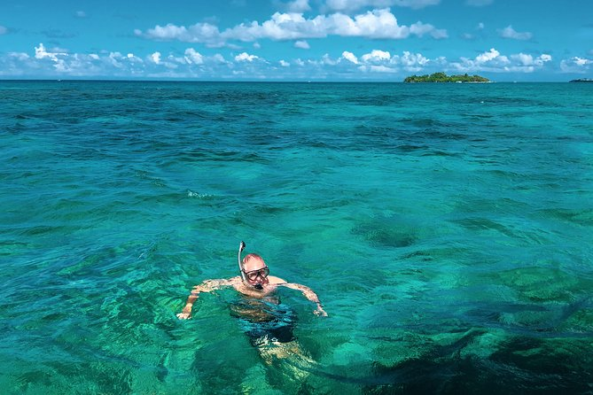 Glass Bottom Boat Ride/Snorkeling/Booby Cay Island from Grand Palladium Lucea photo 2
