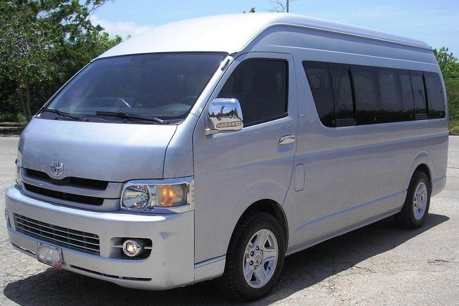 Private Transportation Flores, Airport or El Remate to your Hotel in Tikal (One Way)