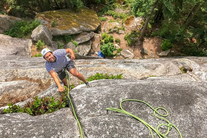 Whistler Rock Climbing photo 7