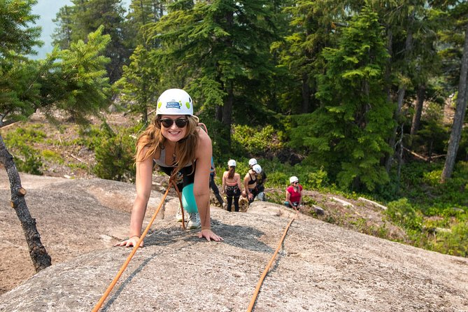 Whistler Rock Climbing photo 6
