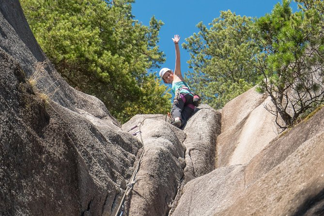 Whistler Rock Climbing photo 8
