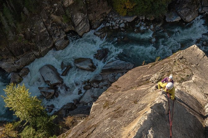 Whistler Rock Climbing photo 1