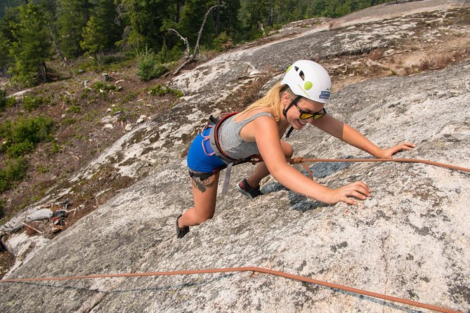 Whistler Rock Climbing photo 3