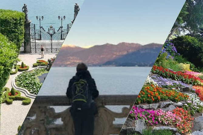 LAKE COMO Hiking Experience, from Villa Carlotta to Villa Balbianello