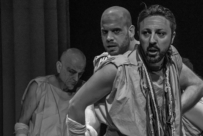 Skip the Line Ticket: Oedipus Rex Theatrical Performance