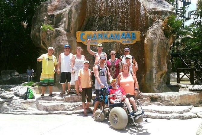 Full Day Cozumel Island Tour with Ferry, Snorkel, Virgin Beach, Buggy and Lunch photo 11