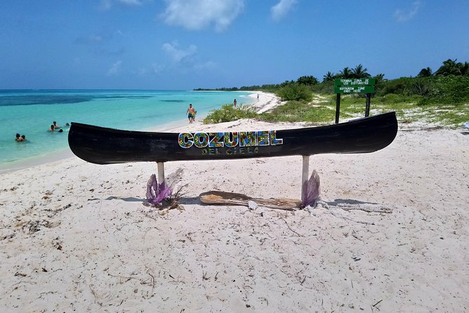 Full Day Cozumel Island Tour with Ferry, Snorkel, Virgin Beach, Buggy and Lunch photo 4