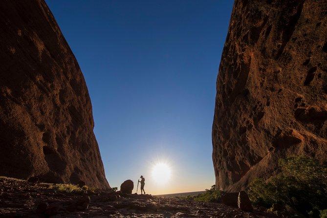 Kata Tjuta Afternoon Walpa Gorge Tour