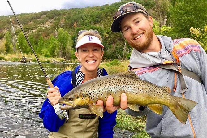 Provo River Fly Fishing at its best