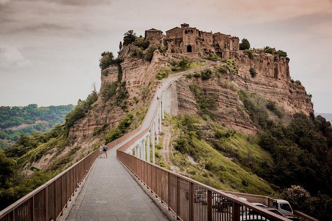 ORVIETO & CIVITA DI BAGNOREGIO: Private Day Trip from Rome