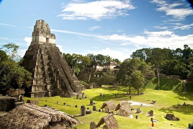 Tikal Tour from the Belize Border