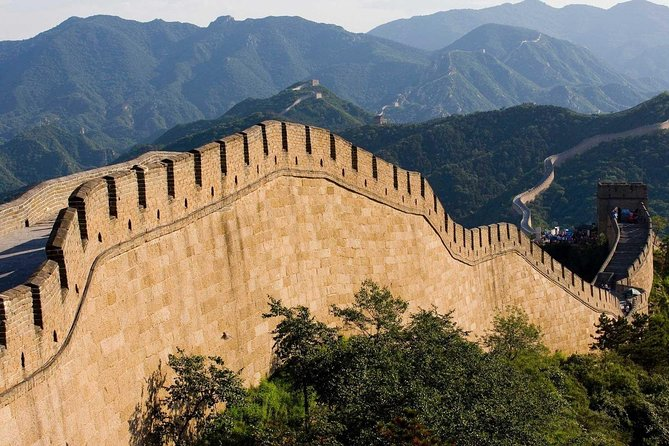 Beijing Ming Tomb and Badaling Great Wall Bus Tour