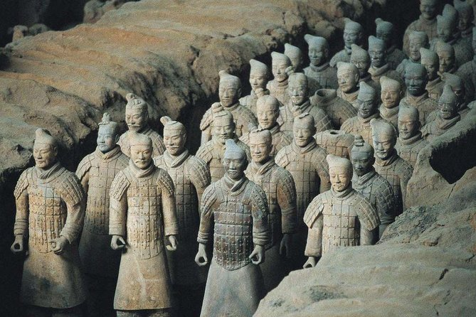 All Inclusive 3-Day Private Tour of Xi'an and Beijing from Xiamen with Hotel
