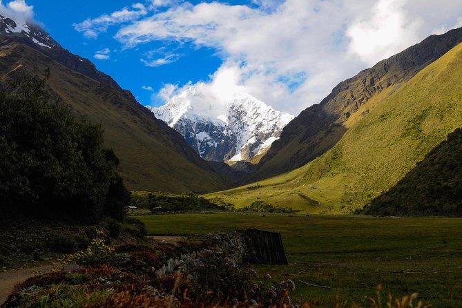 Salkantay Trek to Machu Picchu in 4 Days (Small Group)