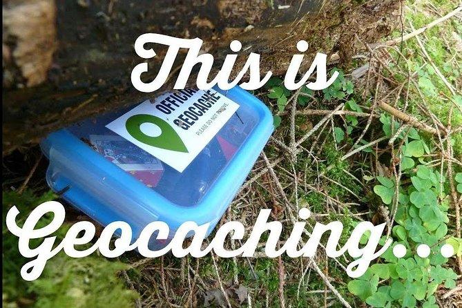 Geocaching with Geocaching Canterbury