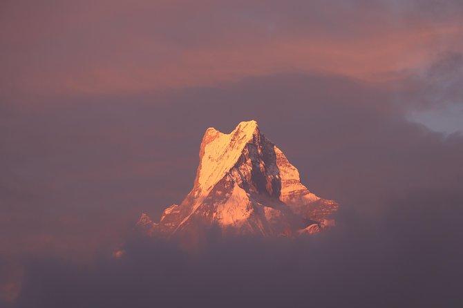 4 days in Annapurna, short trekking experience in Nepal