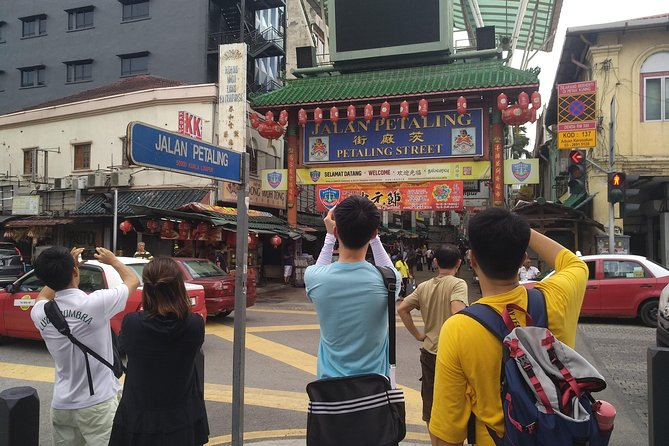 Kuala Lumpur Introduction Walk