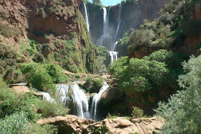 Ouzoud Waterfalls Private Day Trip from Marrakech photo 4