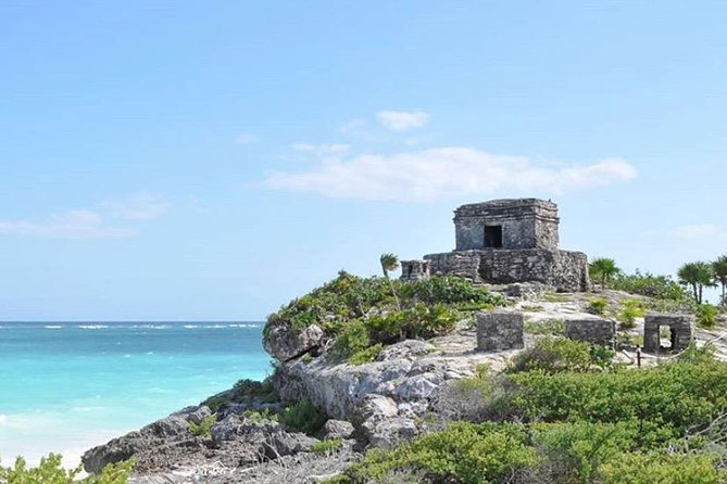 Tulum Coba and cenote from Cancun