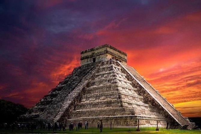Chichen Itza Amazing tour!! 8 wonder