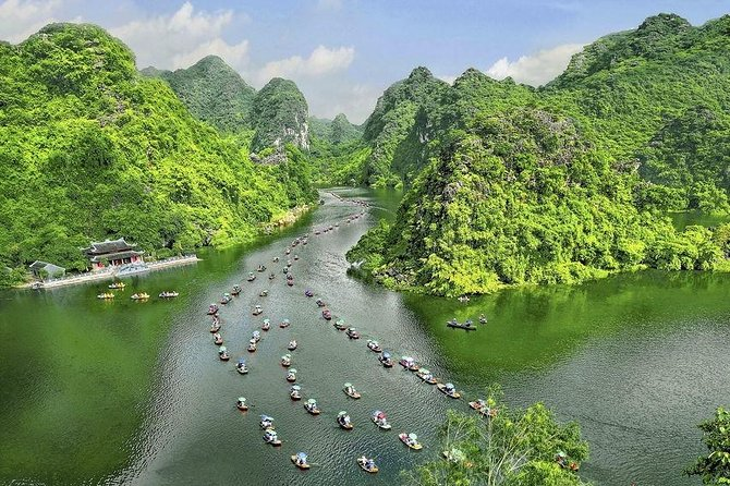 Ninh Binh Getaway- Unforgettable Experience (Ha Long Bay On Land) Full Day Tour
