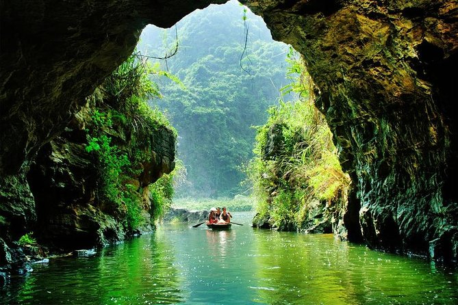 Full-Day Small Group Tour to Ninh Binh and Trang An Grottoes from Hanoi