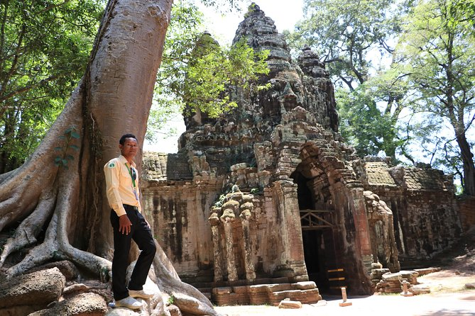 2 Days Angkor Wat and Beng Mealea Temple with Water Blessing Tour