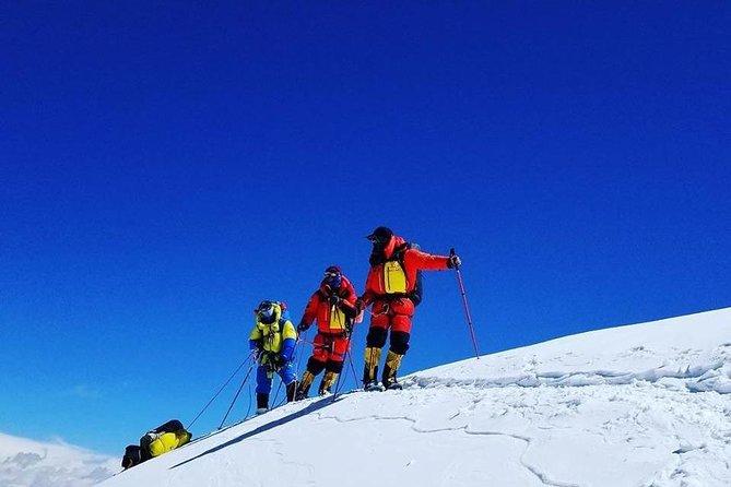 Gyaji Khang Expedition 2021