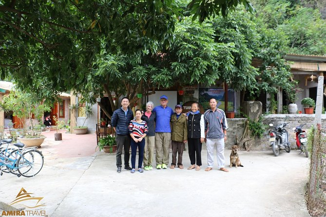 Luxury Hoa Lu- Tam Coc-Rural Village - Cycling-Cooking Class -Limousine Transfer