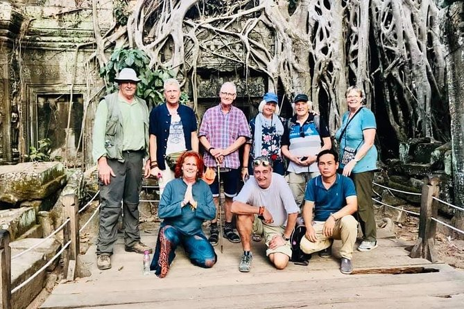 Half Day Join-In Angkor Wat Sunrise Tour by Small-Group