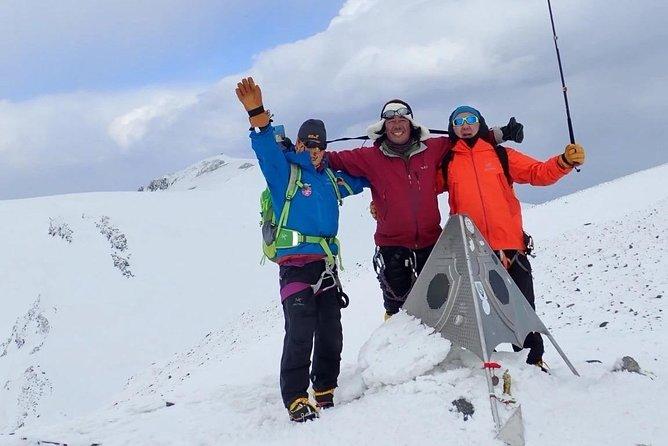 Imagine Nepal Elbrus(5642) Expedition 2021