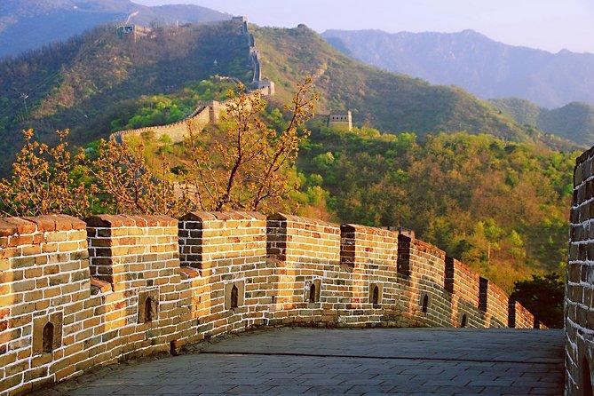 Tour privado de un día a la Plaza de Tiananmen, la Ciudad Prohibida y la Gran Muralla de Mutianyu
