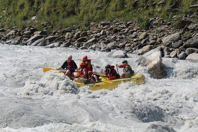 Rafting in Upper Seti (Half Day Rafting)