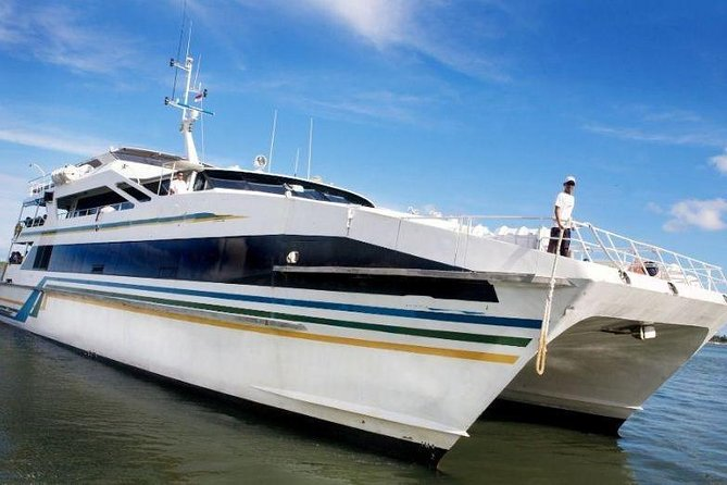 Fast Cruise Ticket Between Bali and Nusa Lembongan by Various Cruise