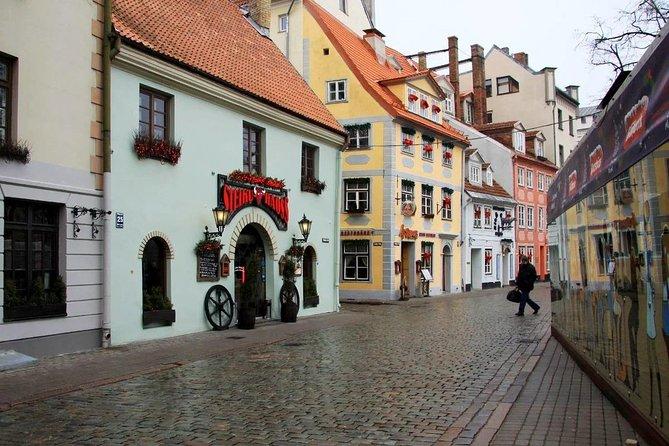 Private Riga Shore Excursion: City Tour and Jewish History Places